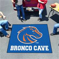 "Boise State University Man Cave Tailgater 59.5""x71"""