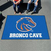 "Boise State University Man Cave UltiMat 59.5""x94.5"""