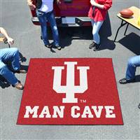 "Indiana University Man Cave Tailgater 59.5""x71"""