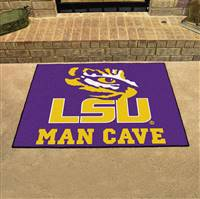 "Louisiana State University Man Cave All-Star 33.75""x42.5"""