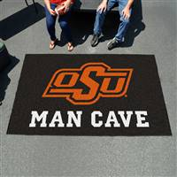 "Oklahoma State University Man Cave UltiMat 59.5""x94.5"""