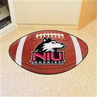 "Northern Illinois University Football Mat 20.5""x32.5"""