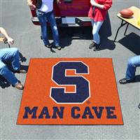 "Syracuse University Man Cave Tailgater 59.5""x71"""