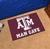 "Texas A&M University Man Cave Starter 19""x30"""