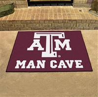 "Texas A&M University Man Cave All-Star 33.75""x42.5"""