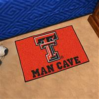 "Texas Tech University Man Cave Starter 19""x30"""
