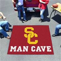 "University of Southern California Man Cave Tailgater 59.5""x71"""
