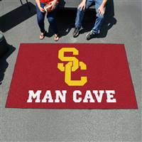 "University of Southern California Man Cave UltiMat 59.5""x94.5"""