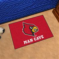 "University of Louisville Man Cave Starter 19""x30"""