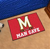 "University of Maryland Man Cave Starter 19""x30"""