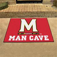 "University of Maryland Man Cave All-Star 33.75""x42.5"""