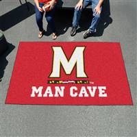 "University of Maryland Man Cave UltiMat 59.5""x94.5"""