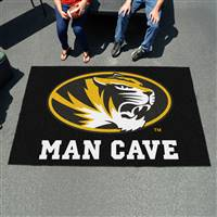"University of Missouri Man Cave UltiMat 59.5""x94.5"""