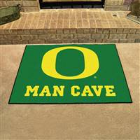 "University of Oregon Man Cave All-Star 33.75""x42.5"""