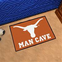 "University of Texas Man Cave Starter 19""x30"""
