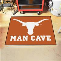 "University of Texas Man Cave All-Star 33.75""x42.5"""