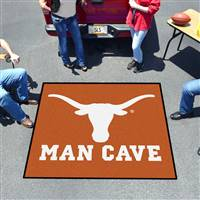 "University of Texas Man Cave Tailgater 59.5""x71"""