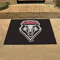 "New Mexico Lobos All-Star Rug 34""x45"""