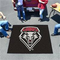 "New Mexico Lobos Tailgater Rug 60""x72"""