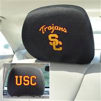 "University of Southern California Head Rest Cover 10""x13"""