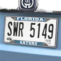 "University of Florida License Plate Frame 6.25""x12.25"""