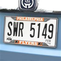 "NHL - Philadelphia Flyers License Plate Frame 6.25""x12.25"""