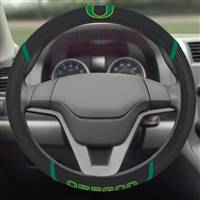 "University of Oregon Steering Wheel Cover 15""x15"""