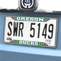 "University of Oregon License Plate Frame 6.25""x12.25"""