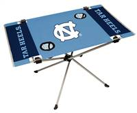 North Carolina Tar Heels Table Endzone Style - Special Order