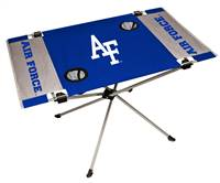 Air Force Falcons Table Endzone Style - Special Order