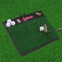 "St. Louis Cardinals Golf Hitting Mat 20"" x 17"""