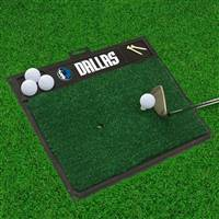 "NBA - Dallas Mavericks Golf Hitting Mat 20"" x 17"""