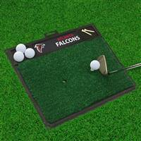 "NFL - Atlanta Falcons Golf Hitting Mat 20"" x 17"""