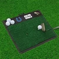 "NFL - Indianapolis Colts Golf Hitting Mat 20"" x 17"""