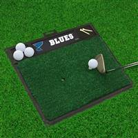 "NHL - St. Louis Blues Golf Hitting Mat 20"" x 17"""