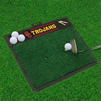 "University of Southern California Golf Hitting Mat 20"" x 17"""