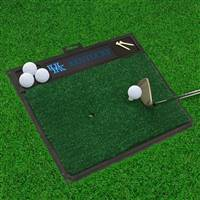 "University of Kentucky Golf Hitting Mat 20"" x 17"""