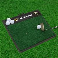 "University of Missouri Golf Hitting Mat 20"" x 17"""
