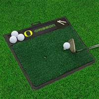 "University of Oregon Golf Hitting Mat 20"" x 17"""