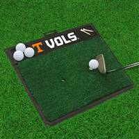 "University of Tennessee Golf Hitting Mat 20"" x 17"""