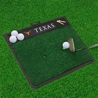 "University of Texas Golf Hitting Mat 20"" x 17"""