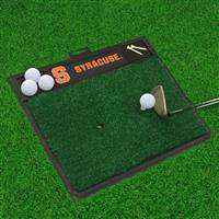 "Syracuse University Golf Hitting Mat 20"" x 17"""