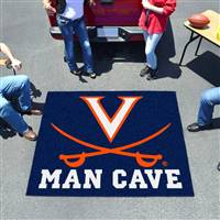 "University of Virginia Man Cave Tailgater 59.5""x71"""