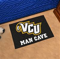 "Virginia Commonwealth University Man Cave Starter 19""x30"""
