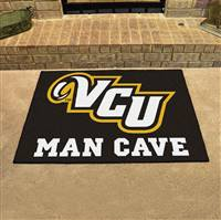 "Virginia Commonwealth University Man Cave All-Star 33.75""x42.5"""