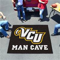"Virginia Commonwealth University Man Cave Tailgater 59.5""x71"""