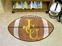 "John Carroll University Football Rug, 22"" x 35"""