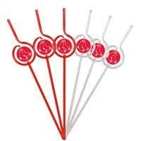 Boston Red Sox Team Sipper Straws