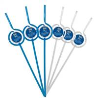 Kansas City Royals Team Sipper Straws