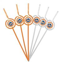 New York Mets Team Sipper Straws